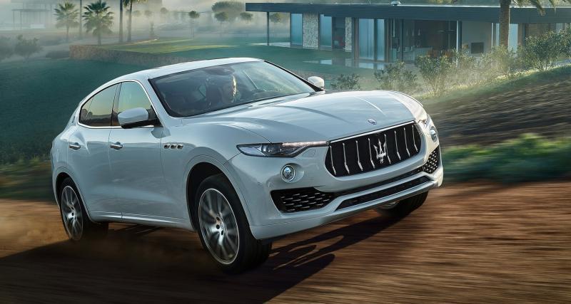 Maserati et Alfa Romeo, des marques prometteuses