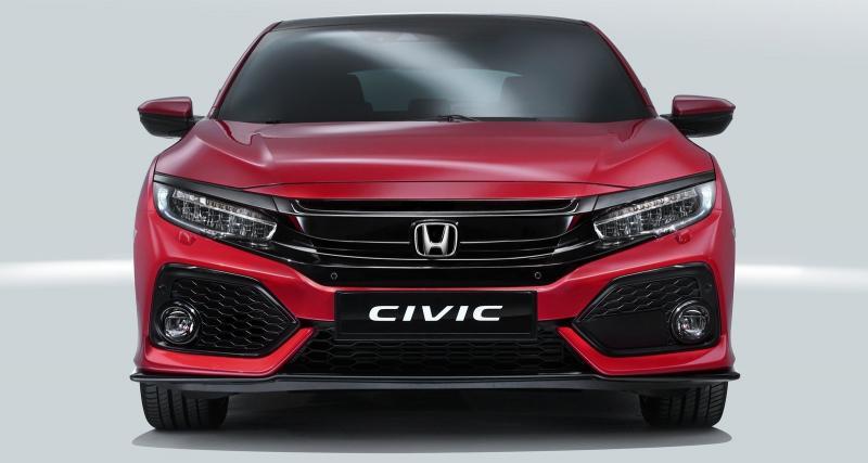 Honda, marque la plus populaire sur le web