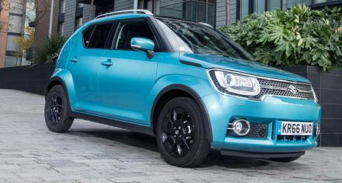 La Suzuki Ignis dévoile ses tarifs