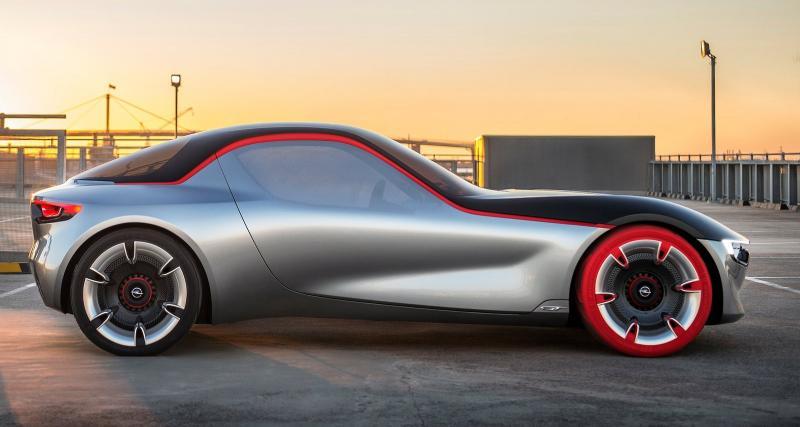 Et si l'Opel GT était finalement produite ?