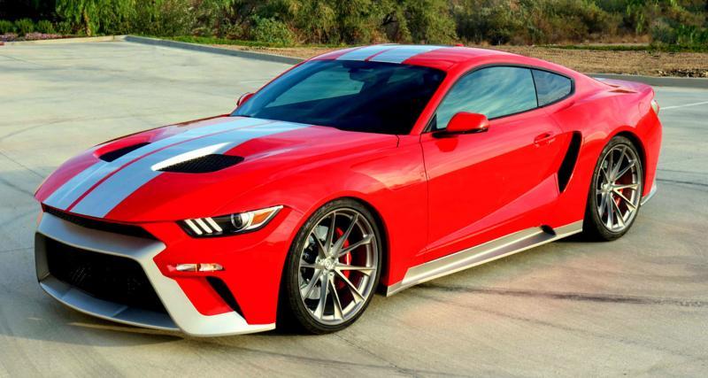 Zero to 60 Designs GTT : Ford laissera-t-il faire ?