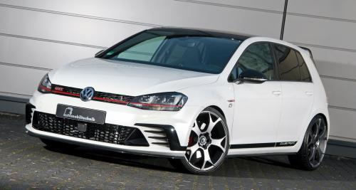 La Volkswagen Golf GTI Clubsport S flirte désormais avec les 500 ch