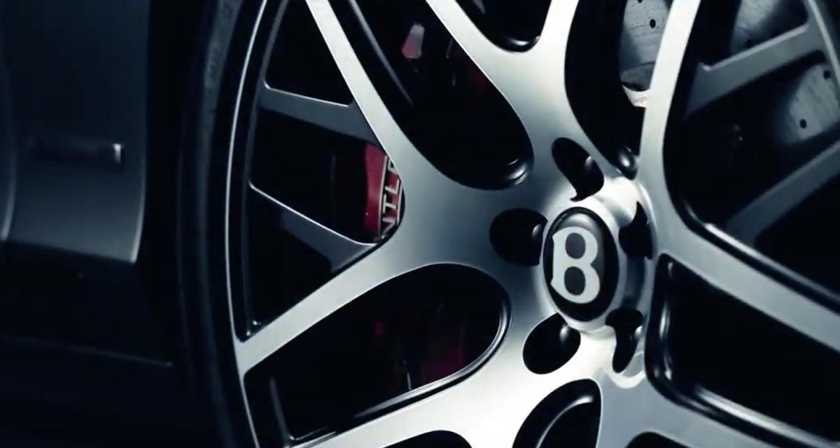 La plus extrême des Bentley sera dévoilée vendredi