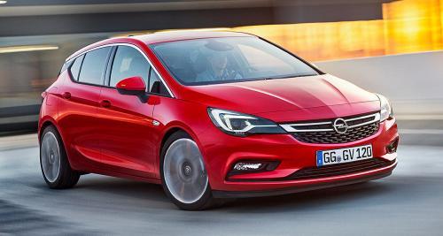 Problème d'airbag pour la nouvelle Opel Astra