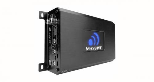 Massive Audio renouvelle sa gamme d'amplis Nano Blu