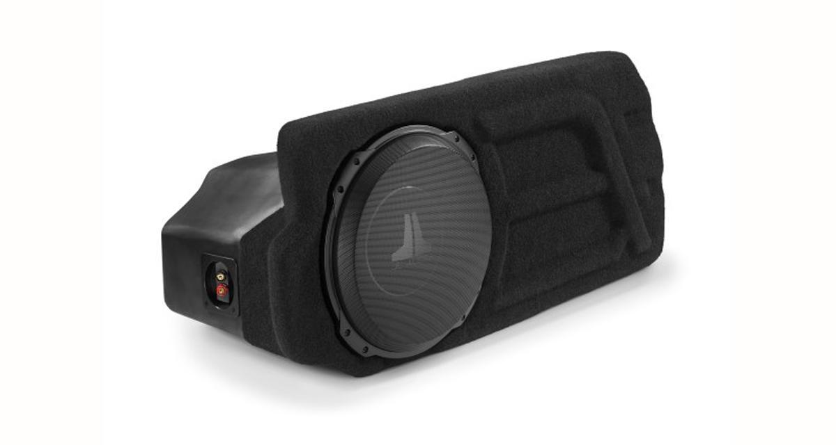 JL Audio renforce sa gamme de caissons de grave spécifiques avec un modèle pour Chevrolet Camaro