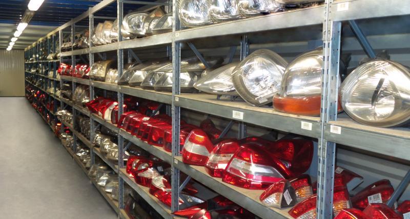 Les garagistes proposent maintenant des réparations avec des pièces d'occasion