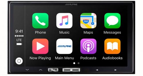 Alpine remporte un Prix de l'Innovation au CES 2017 pour son nouvel autoradio CarPlay