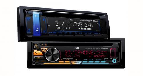 JVC présentait des autoradios avec fonction DJ Streaming au CES 2017