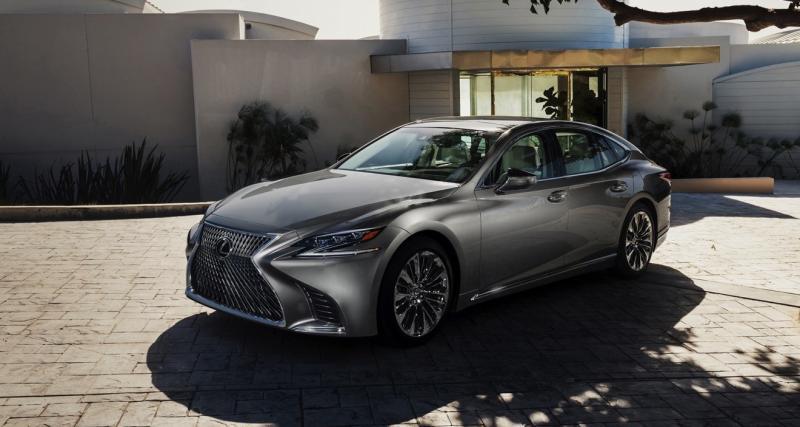 Nouvelle Lexus LS : une autre idée du luxe
