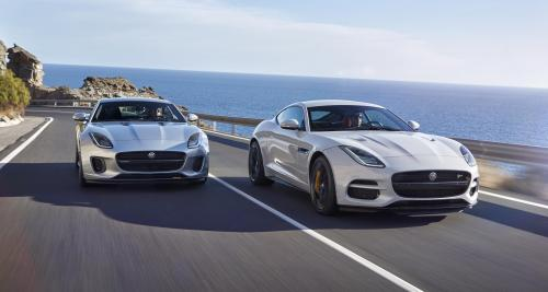 Jaguar F-Type 2017 : subtiles évolutions et application pour GoPro au programme