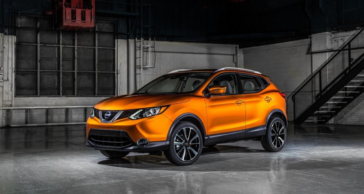 Nissan Rogue Sport : le Qashqai part à la conquête de l'Amérique