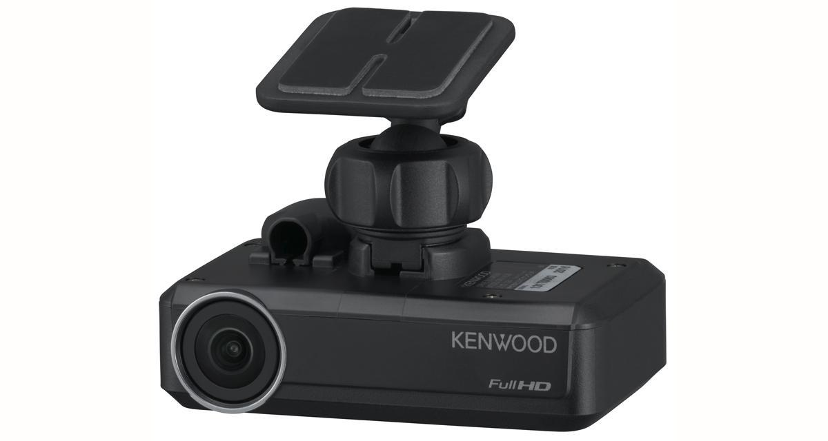 Kenwood présentait une nouvelle caméra DVR au CES de Las Vegas