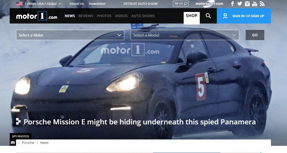 Le Porsche Cayenne Coupé s'attaque au cercle Arctique