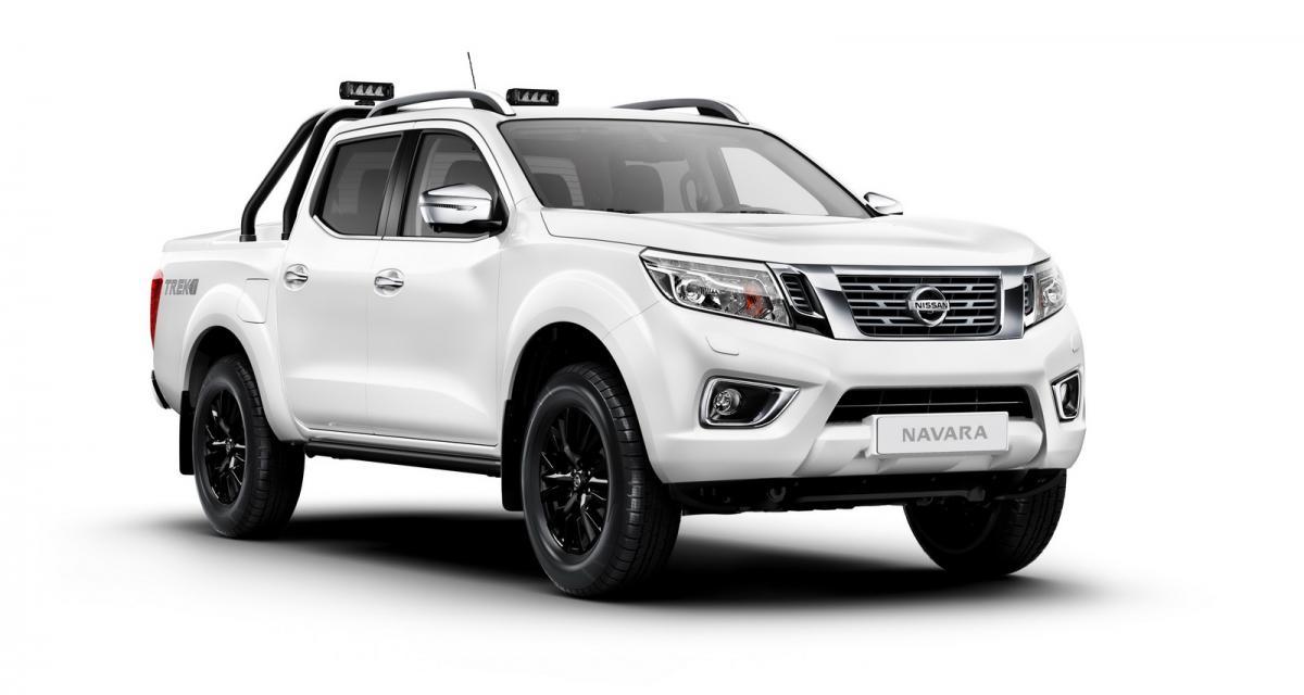 Nissan Navara Trek -1° : pour partir à l'aventure avec élégance
