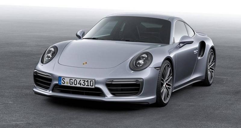 Florent Pagny victime d'un car-jacking en Porsche 911 Turbo
