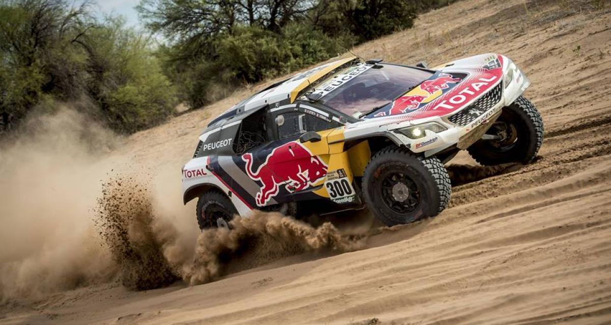 Dakar 2017 : victoire et triplé pour Peugeot !
