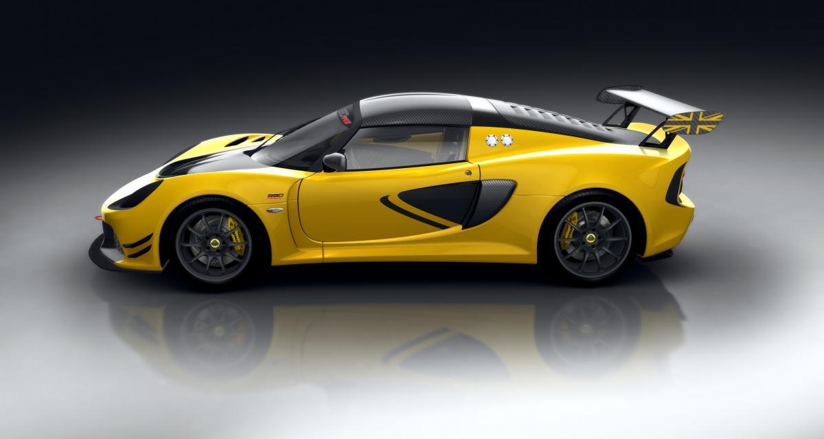 Lotus Exige Race 380 : le jouet ultime pour les sorties circuit