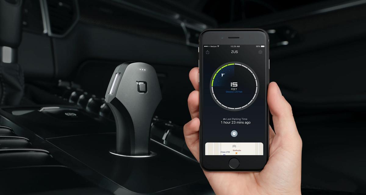 Nonda ZUS : un chargeur connecté avec des services innovants pour les appareils nomades