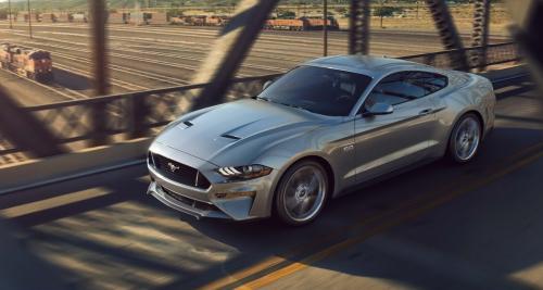 La Ford Mustang se métamorphose et adopte une boîte 10 rapports