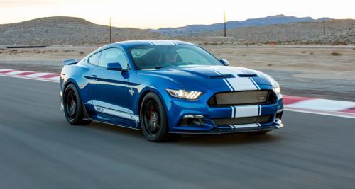 Shelby Super Snake Mustang 2017 : jusqu'à 750 ch pour fêter les 50 ans