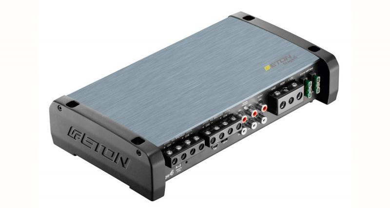 Un ampli compact avec DSP chez Eton