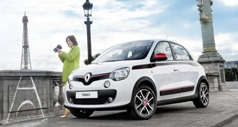 11e : Renault Twingo