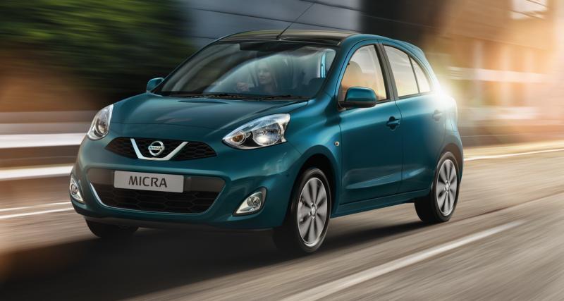 7e : Nissan Micra
