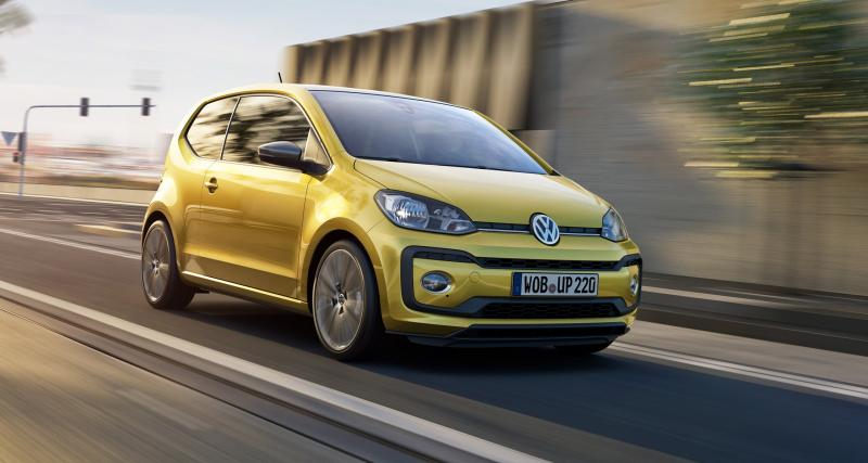 6e : Volkswagen Up