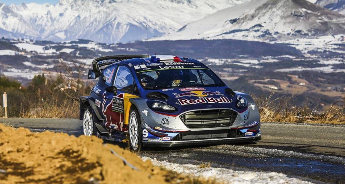 Rallye de Monte-Carlo : Ogier remporte sa première victoire avec Ford