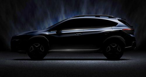 Nouveau Subaru XV : l'Impreza des champs sera à Genève