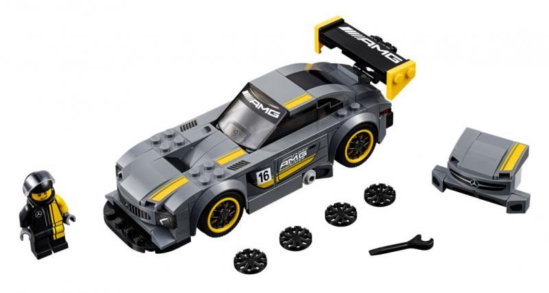 Lego vient combler tous vos petits plaisirs automobiles