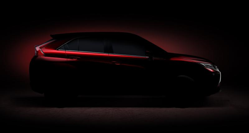 Mitsubishi prépare un nouveau SUV qui pourrait s'appeler Eclipse