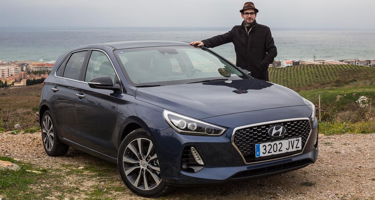 Essai Hyundai i30: la Golf en ligne de mire