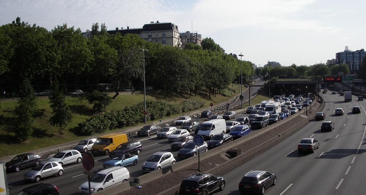 La circulation différenciée revient à Paris ce mercredi 25 janvier