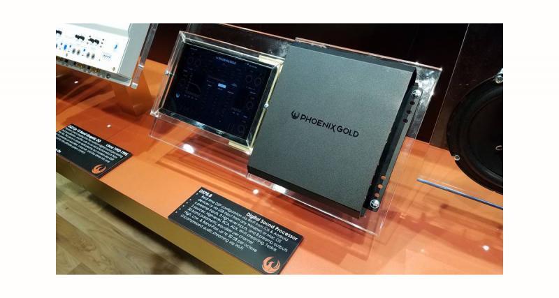 Phoenix présentait un processeur DSP avec WiFi Streaming au CES 2017