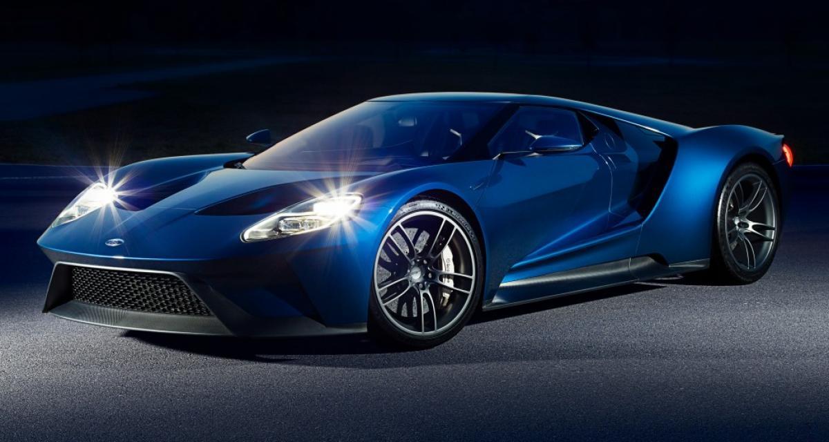 Ford dévoile enfin les performances de la nouvelle GT