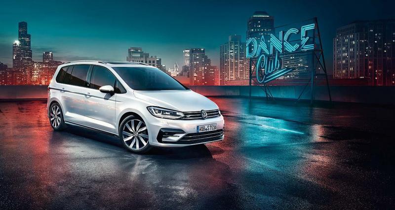 Volkswagen lance la série « Sound » sur les Touran et Golf Sportsvan