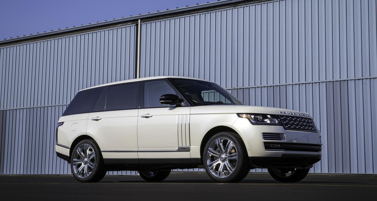 Le Range Rover est le véhicule le plus volé en France selon Traqueur