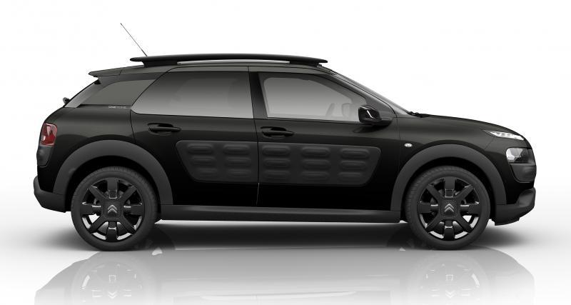 Citroën C4 CactusPureTech 110 EAT6 OneTone: pour la sobriété en ville