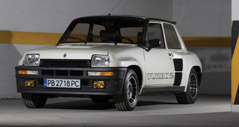 100 000 euros pour une Renault 5 Turbo 2, c'est possible!