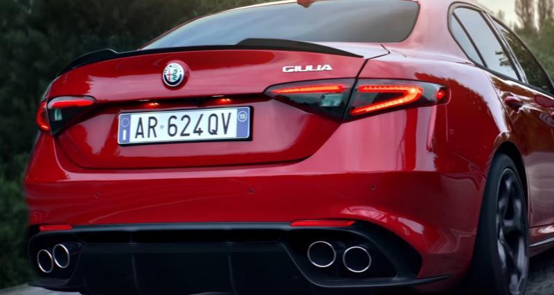 Alfa Romeo: une pub à 20 millions de dollars pour le Super Bowl