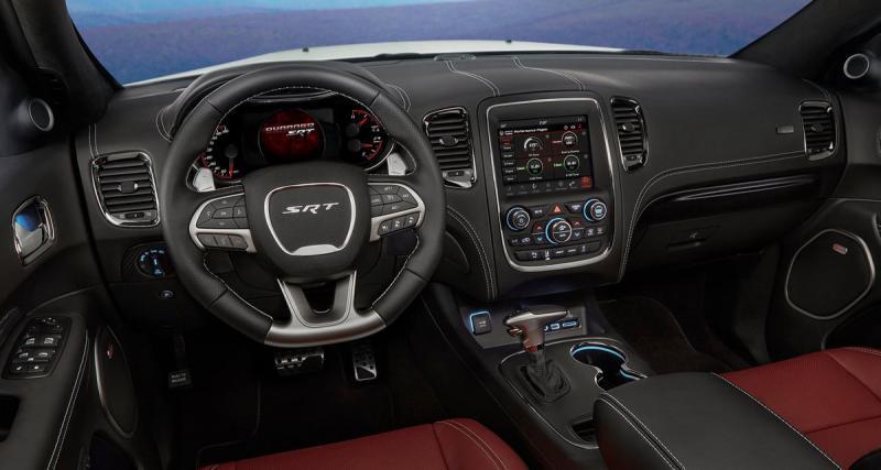 Le nouveau Dodge Durango SRT s'équipe en Beats Audio