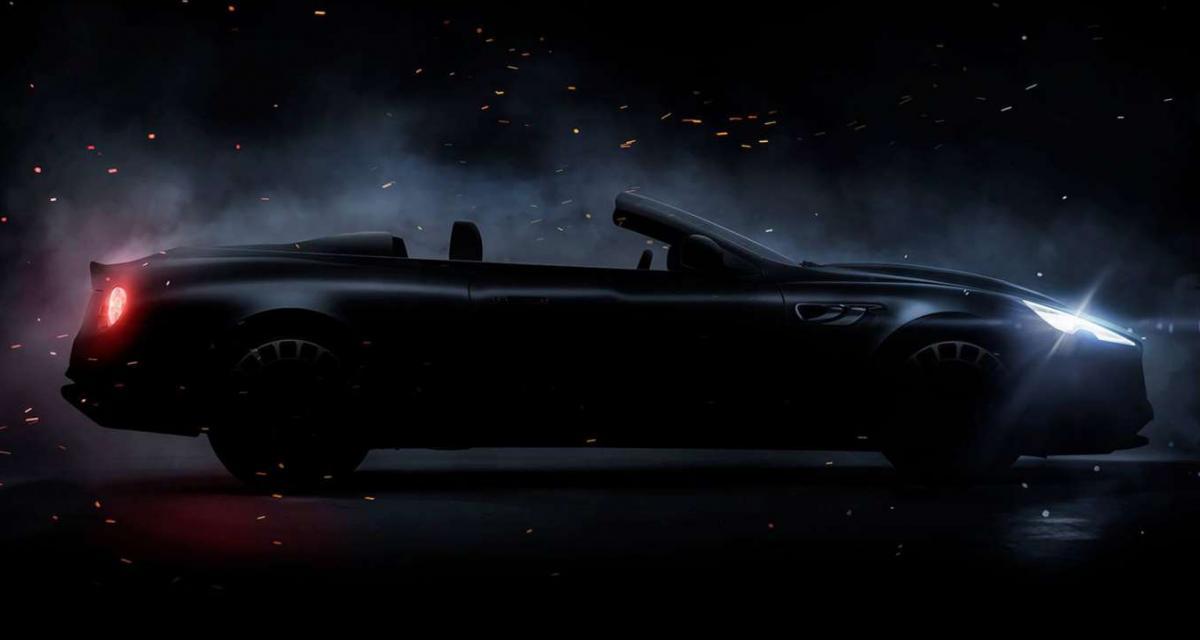 Kahn Design va décapiter une Aston Martin DB9 pour une Vengeance