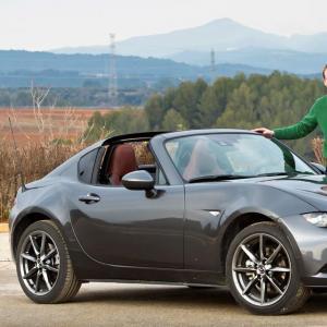 Essai Mazda MX-5 RF: le toit qu'il lui fallait ?