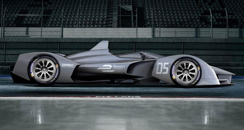 La Formule E du futur déjà en préparation