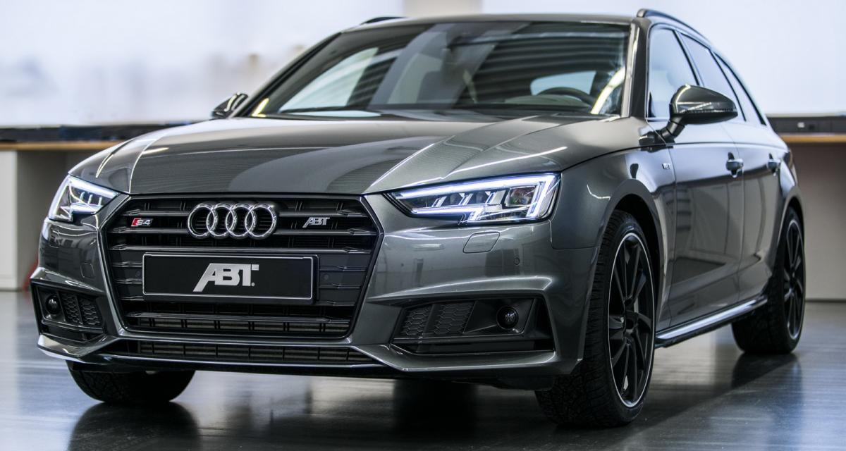 Audi S4 Avant par ABT : une RS4 avant l'heure