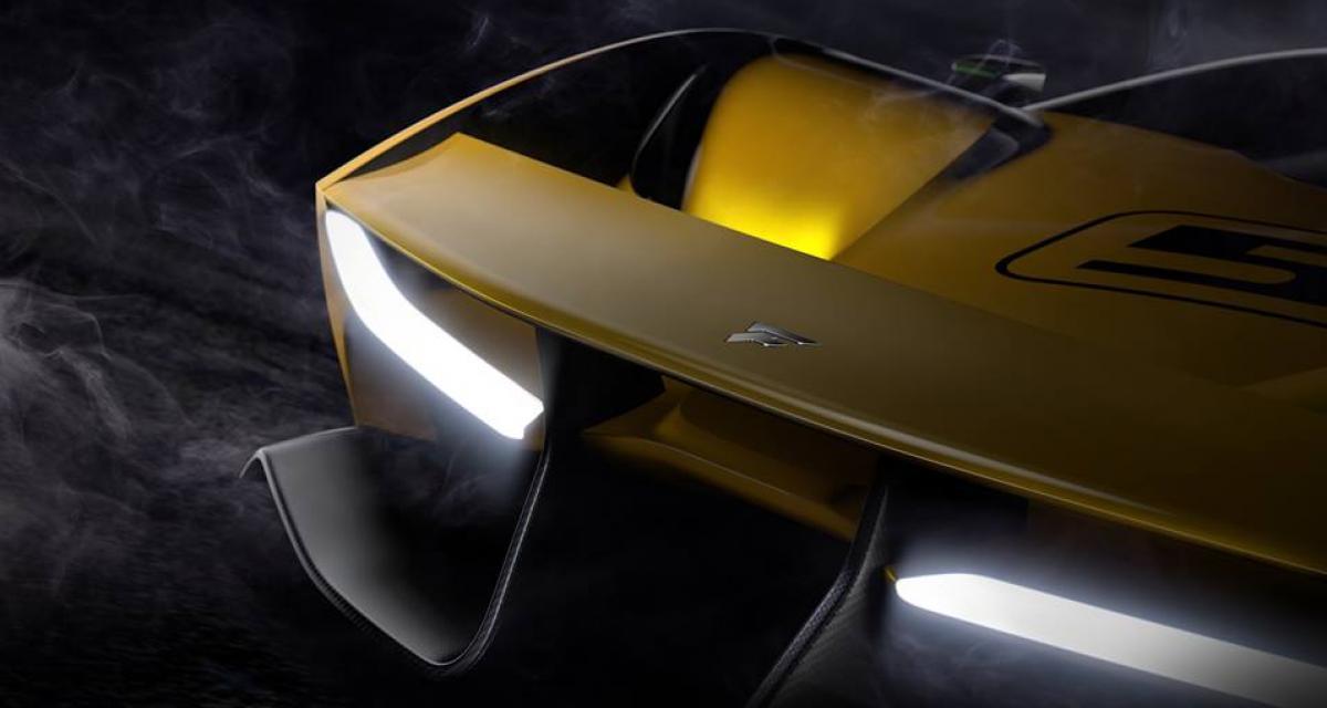 Pininfarina prépare une mystérieuse sportive pour Genève