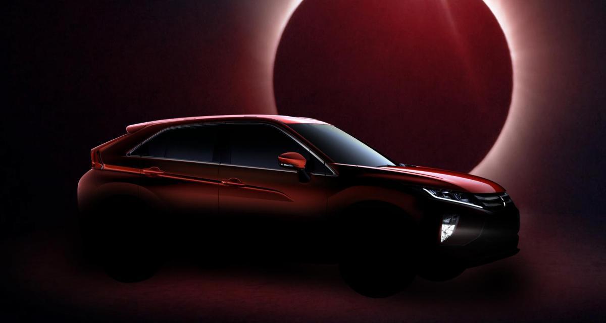 Le prochain SUV de Mitsubishi se nommera Eclipse Cross