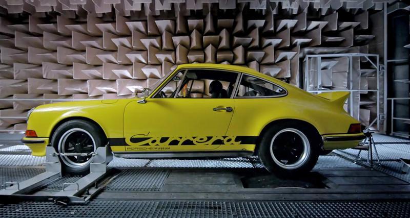 Top 5 des plus beaux sons de moteurs selon Porsche